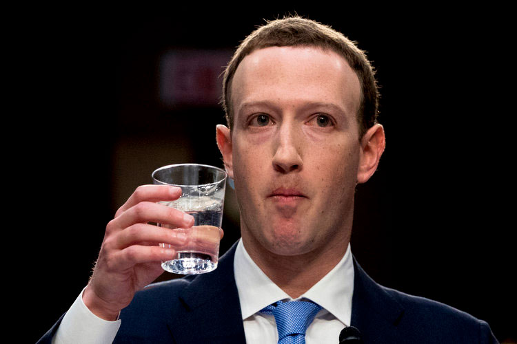 Mark Zuckerberg Facebook User Habits