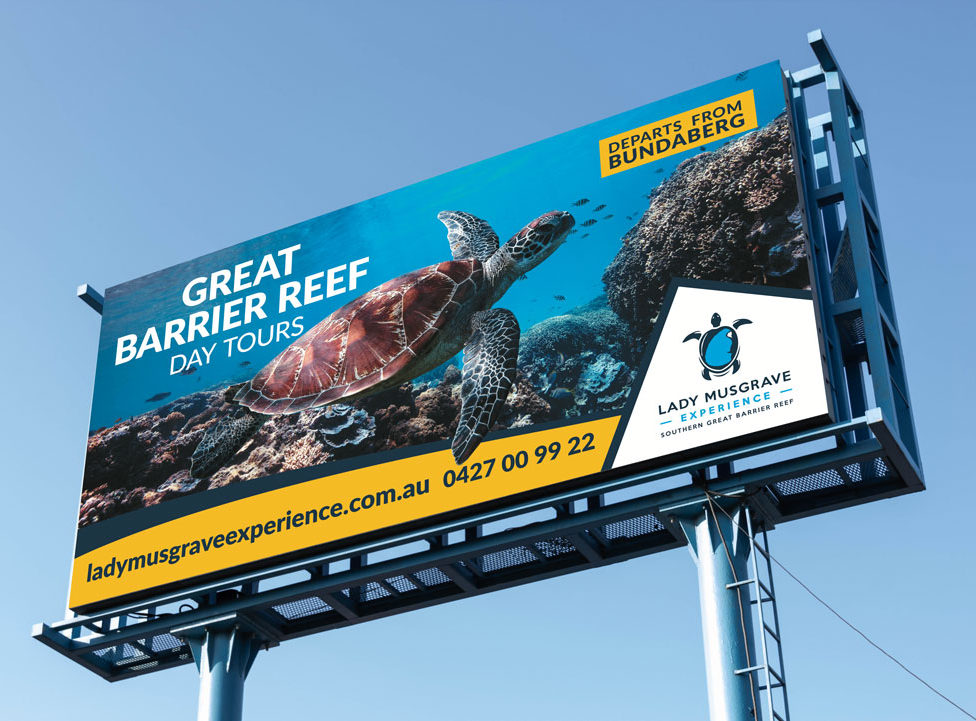 Lady Musgrave Experience Billboard JCA
