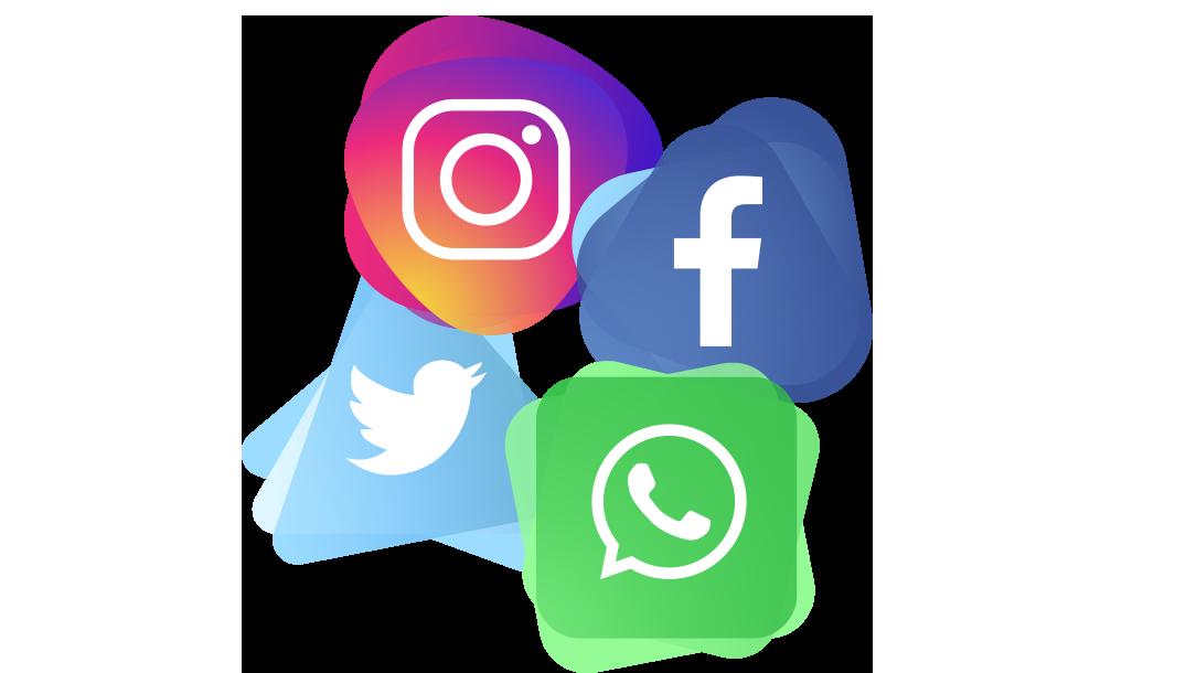 Social media - John Cochrane Advertising