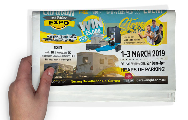 Gold Coast Expo Press Ad