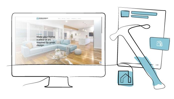 Peter Cowley Web Design